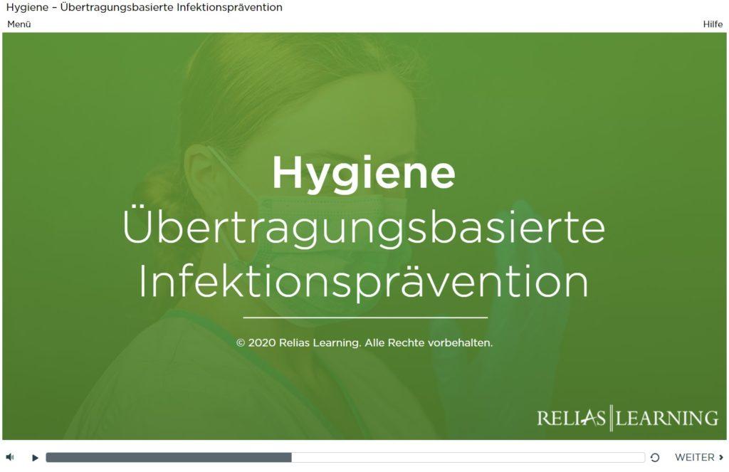 Hygiene - Übertragungsbasierte Infektionsprävention