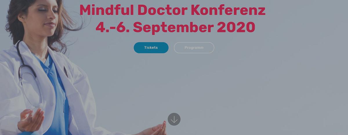 Mindful Doctor Konferenz